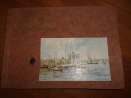 Carnet De 18 Vues De Constantinople  20 Cm /14.5cm - Livres, BD, Revues