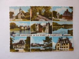 Souvenir De La Forêt De Paimpont - Paimpont
