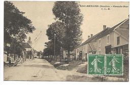 ARC SENANS - Grande Rue - France