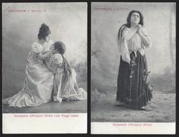 Lirica: Franchetti, Germania, Giuseppina Uffreduzzi, Bologna - Non Viaggiate, FP - Opéra