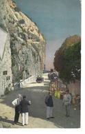 06 - MENTON - Belle Animation à La Frontière Franco Italienne ( Douaniers , Vieille Voiture ) - Menton