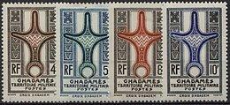 Ghadamès, N° 1 à N° 8** Y Et T - Neufs