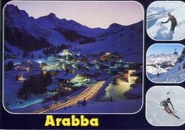 Arabba - 33-016 - Formato Grande Viaggiata – E 5 - Italia