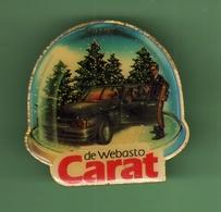 AUTOMOBILE *** CARAT DE WEBASTO *** 0011 - Badges