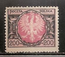 POLOGNE     N°   278    OBLITERE - 1919-1939 Republik