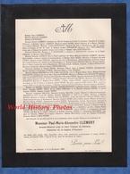 Document Ancien De 1900 - POITIERS - Paul Marie Alexandre CLEMENT Avocal Général Prés La Cour D' Appel - Historische Dokumente