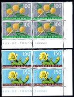 SENEGAL - YT PA N° 59-60 Blocs De 4 Cdf - Neufs ** - MNH - Cote: 31,60 € - Senegal (1960-...)