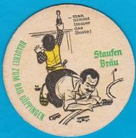 Staufen Bräu Göppingen ( Bd 1657 ) - Beer Mats