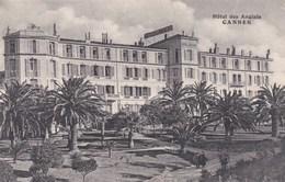 CANNES -HOTEL DES ANGLAIS - Cannes