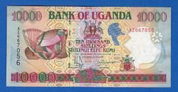 Ouganda  10.000 Shillings - Ouganda
