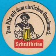 Berliner-Schultheiss-Brauerei Berlin  ( Bd 1659 ) - Beer Mats