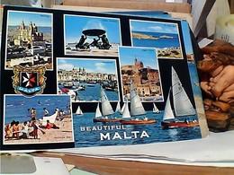 MALTA  MULTIVUES  N1980 GR1106 - Malta
