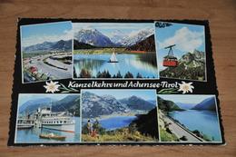 2261-  Kanzelkehre Und Achensee   Tirol - Achenseeorte