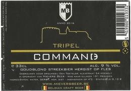 Beerlabel Belgium 13 - Beer