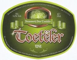 Beerlabel Belgium 14 - Beer