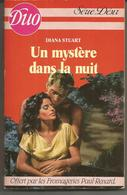 Diana STUART Un Mystère Dans La Nuit - Série Désir - Offert Par Les Fromageries Paul-Renard - Books, Magazines, Comics