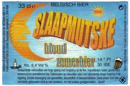 Beerlabel Belgium 50 - Beer