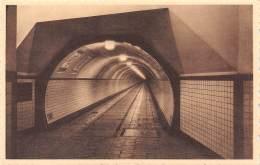 ANVERS - Tunnel Pour Piétons Sous L'Escaut.  Vue Intérieure - Antwerpen