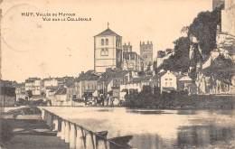 HUY - Vue Sur La Collégiale - Huy