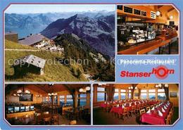 12725600 Stanserhorn Panorama-Restaurant Stanserhorn - NW Nidwalden