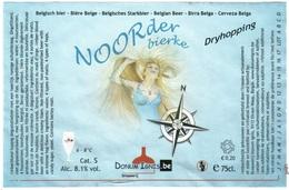 Beerlabel Belgium 132 - Beer