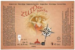 Beerlabel Belgium 135 - Beer