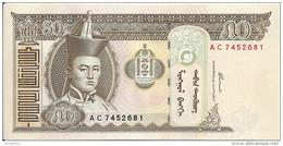 MONGOLIE 50 TUGRIK 2000 UNC P 64 - Mongolie