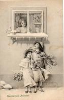 473 MM Vienne M Munk - Année, Illustrateur Schubert - Vienne