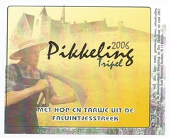 Beerlabel Belgium 165 - Beer