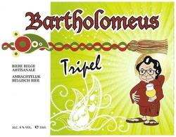 Beerlabel Belgium 166 - Beer