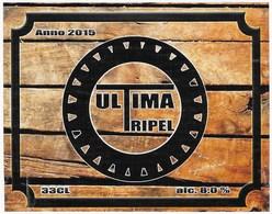 Beerlabel Belgium 213 - Beer