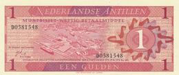 Netherland Antilles - 1 Gulden - 8 Set 1970 - UNC - Netherlands Antilles (...-1986)