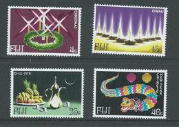 Fiji 1978 Festivals Set 4 MNH - Fiji (1970-...)