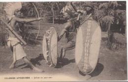 Colonies Africaines - Joûtes Au Pays Noir   : Achat Immédiat - Postcards