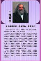 [T31-066 ]  Dmitri Mendeleev Chemist  Inventor Chemistry ,  Pre-stamped Card, Postal Stationery - Chemistry