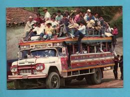 America Colombie Colombia Bus De Escalera ( Autobus ) - Colombia