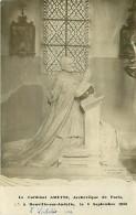 RELIGION.N°14.LE CARDINAL AMETTE,ARCHEVEQUE DE PARIS.NE A DOUVILLE SUR ANDELLE LE 6 SEPTEMBRE 1850.LIRE CARTE - Religions & Croyances