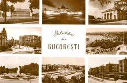 72843107 Bucuresti Sehenswuerdigkeiten Der Stadt Rumaenien - Rumänien