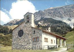 72595404 Malbun Friedenskapelle Gamsgrat Triesenberg Liechtenstein - Liechtenstein