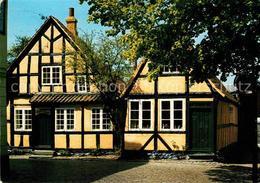 72855799 Faaborg Tvillingsmedehusene Holkegade Daenemark - Dänemark