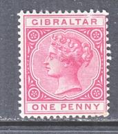 GIBRALTAR  11    * - Gibraltar