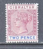 GIBRALTAR  13    * - Gibraltar