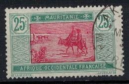 MAURITANIE          N°  YVERT  42  ( 1 )    OBLITERE       ( O   3/12 ) - Oblitérés