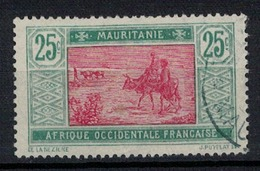 MAURITANIE          N°  YVERT  42  ( 2 )    OBLITERE       ( O   3/13 ) - Oblitérés