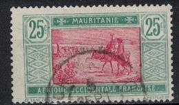 MAURITANIE          N°  YVERT  42  ( 4 )    OBLITERE       ( O   3/13) - Oblitérés