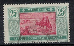 MAURITANIE          N°  YVERT  42  ( 5 )    OBLITERE       ( O   3/13 ) - Oblitérés