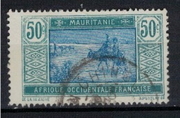 MAURITANIE          N°  YVERT  46   OBLITERE       ( O   3/13 ) - Oblitérés