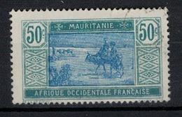 MAURITANIE          N°  YVERT  46   ( 1 )   OBLITERE       ( O   3/13 ) - Oblitérés