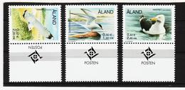 AUA902 ALANDINSELN 2000 Michl 168/70 ** Postfrisch ZÄHNUNG SIEHE ABBILDUNG - Ålandinseln