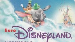PASSEPORT DISNEY  ENFANT - Pasaportes Disney